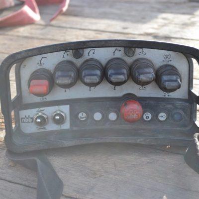 DAF 75CF Bakwagen met kraan