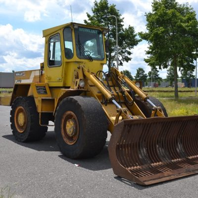 Werklust Wg18 Shovel wheeloader for export
