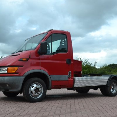 IVECO DAILY BE-TREKKER