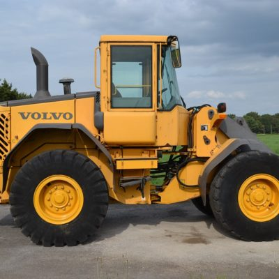 Volvo L60E for sale for export