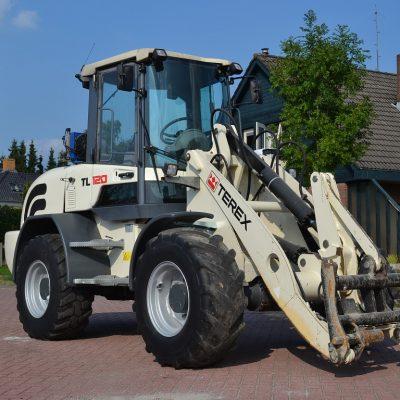 Terex TL 120 te koop for sale