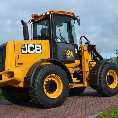 JCB 416HT for sale